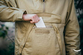 Анорак - F&F зимний,  Mustard, теплая одежда, фото 3