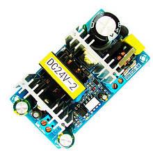 Блок питания 24 Вольта 2 Ампера, Импульсный источник питания WX-DC2405 24V 2A