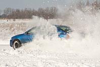 Зимовий професійний курс водіння