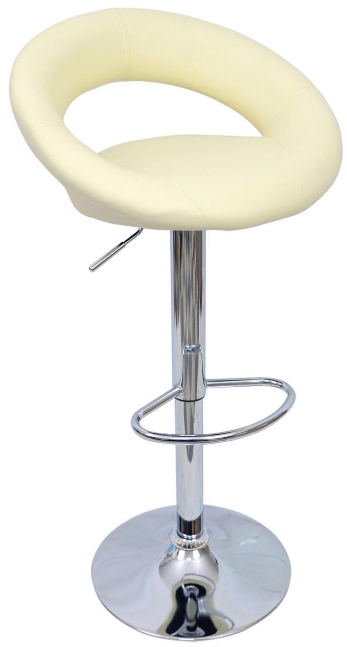 Барный стул хокер Bonro Beige B-650 бежевый