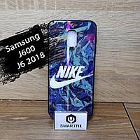 Чехол с рисунком для Samsung J6 2018 / J600, фото 1