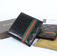 Мужское портмоне Gucci (138042) black