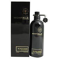 Чоловіча парфумована вода Montale Black Aoud 100ml(test), фото 1