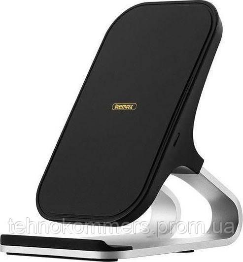 Зарядний пристрій Remax Alloy Wireless Black, фото 2