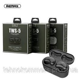 Навушники REMAX True WIreless Stereo Навушники Calls For & Music TWS-5