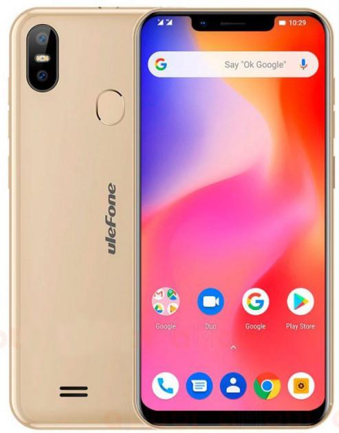Смартфон Ulefone S10 Pro 2\16 gold