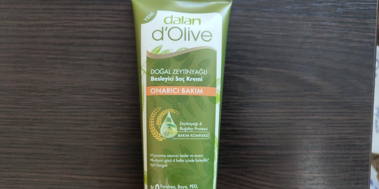 Dalan d Olive Кондиціонер для сухого волосся з оливковою олією, 200мл