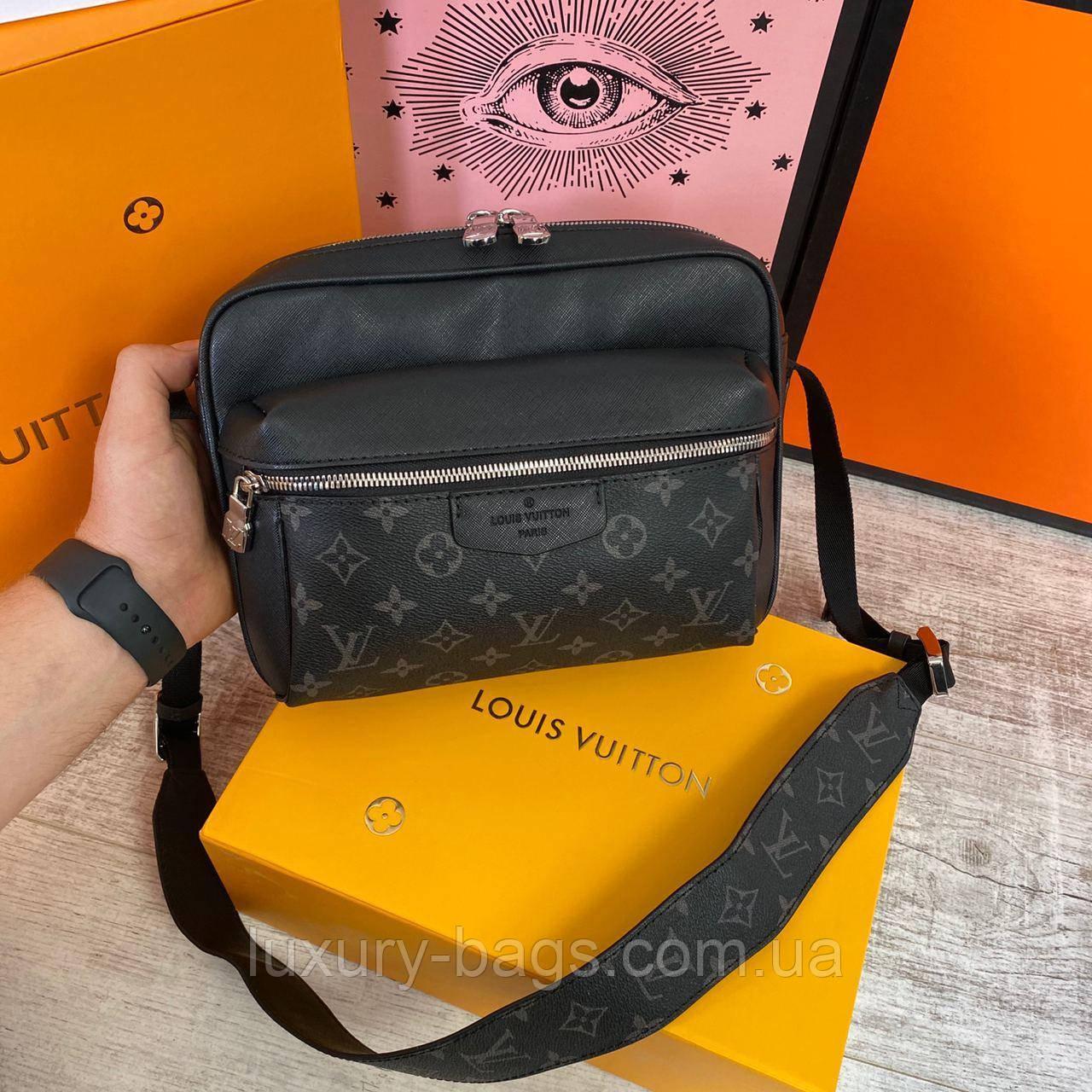 Мужская сумка месенджер Louis Vuitton Outdoor