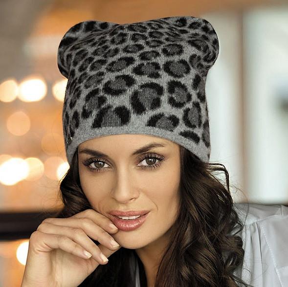 Красивая шапка от Kamea - Petra.