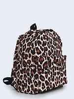 Молодежный  Рюкзак Леопардовая расцветка