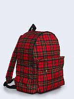 Молодежный  Рюкзак Шотландка