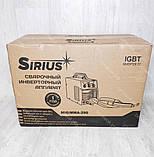 Сварочный инверторный полуавтомат Sirius 290A, фото 8