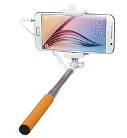 Монопод штатив палка селфи для телефона Android, Iphone смартфона Selfie Stick Handheld Monopod (16-43см)