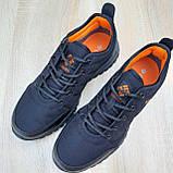 🔥 Зимние кроссовки Columbia Fairbanks Low Чёрные с оранжевым (колумбия), фото 7