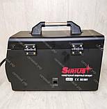 Зварювальний інверторний напівавтомат Sirius 320 A, фото 3