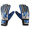 Рукавички воротарські підліткові MITRE р, 8 з захистом пальців