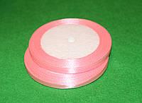 Лента атласная  867 розовая  6 мм, фото 1