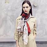 Модные шарфы осень-зима 2020-2021 года