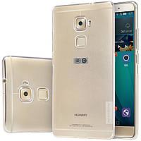 TPU чехол Nillkin для Huawei MATE S прозорий, фото 1