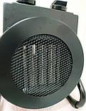 Тепловентилятор Crown ТПЭ 2 кВт керамика, фото 2