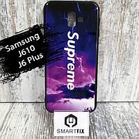 Чохол з малюнком для Samsung J6 Plus 2018 (J610) Supreme, фото 1