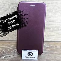 Чехол книжка для Samsung J6 Plus / J610 G-Case, фото 1