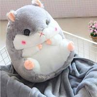 Плед игрушка подушка 3в1 | Игрушка детский плед | Игрушки-Подушки | Мягкая игрушка