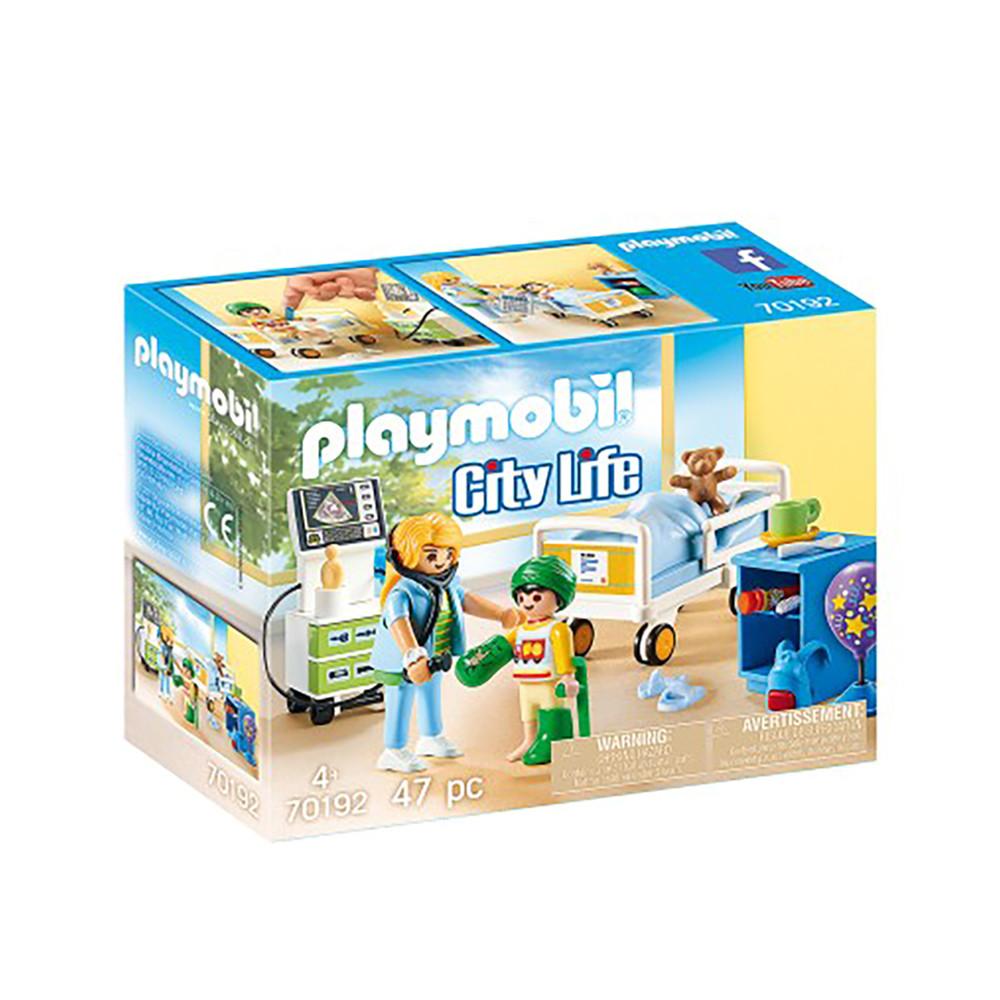 """Игровой набор """"Кабинет педиатра"""" Playmobil (4008789701923)"""