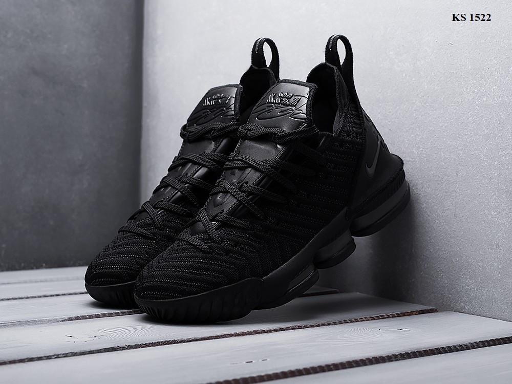 Чоловічі баскетбольні кросівки Nike Lebron 16 XVI / баскетбольні найк леброн (Топ репліка ААА+)