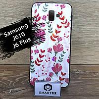 Чехол с рисунком для Samsung J6 Plus / J610, фото 1