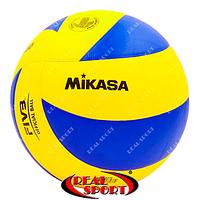 Мяч волейбольный Mikasa MVA-330, фото 1