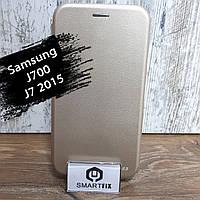 Чехол книжка для Samsung J7 2015 (J700)  G-Case, фото 1