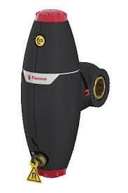 """Сепаратор повітря та шлама комбінований форсований 1 1\4"""" ВР Flamco XStream Vent-Clean(Нідерланди)"""