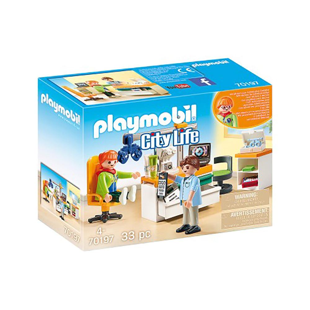 """Ігровий набір """"Окуліст"""" Playmobil (4008789701978)"""