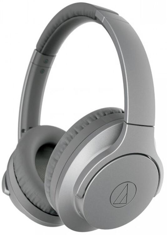 Навушники Audio-Technica ATH-ANC700BT Silver