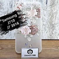 Чехол с рисунком для Samsung J7 2016 (J710) дизайн №3, фото 1