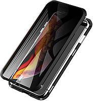 Magnetic case Full Glass 360 (магнітний чохол) ANTI SPY Анти-шпигун для Samsung Galaxy Note 10