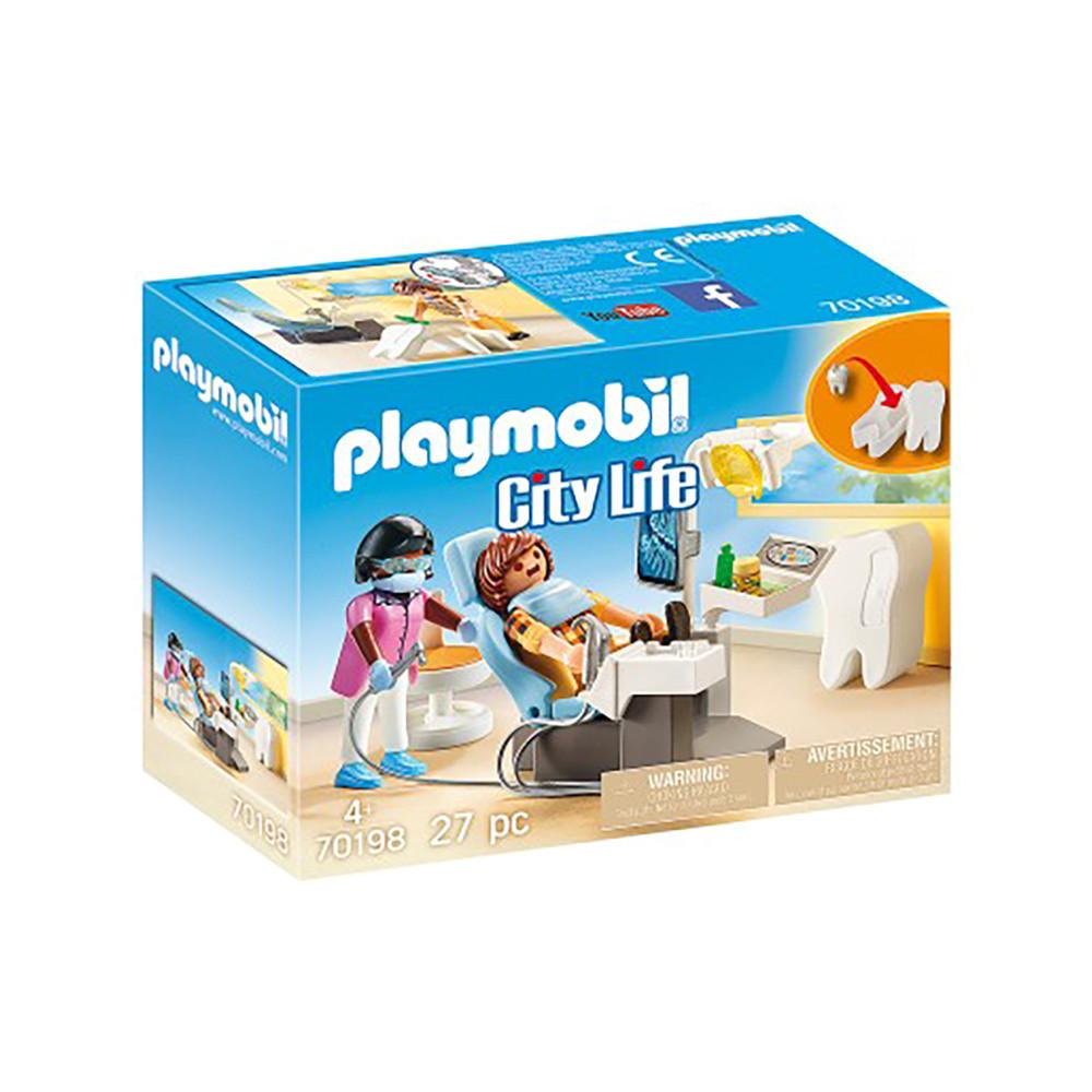 """Игровой набор """"Стоматолог"""" Playmobil (4008789701985)"""