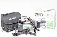 Автомобильный насос компрессор URAGAN (Ураган) 90130