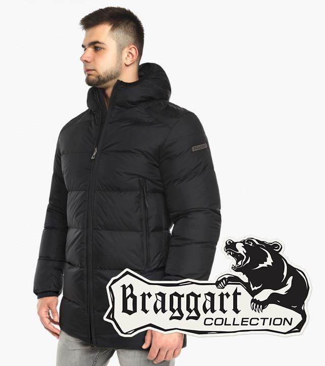 Braggart Aggressive 38050| Куртка мужская черная