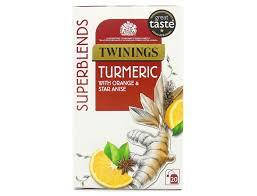 Twinings Superblends Tumeric, фото 2