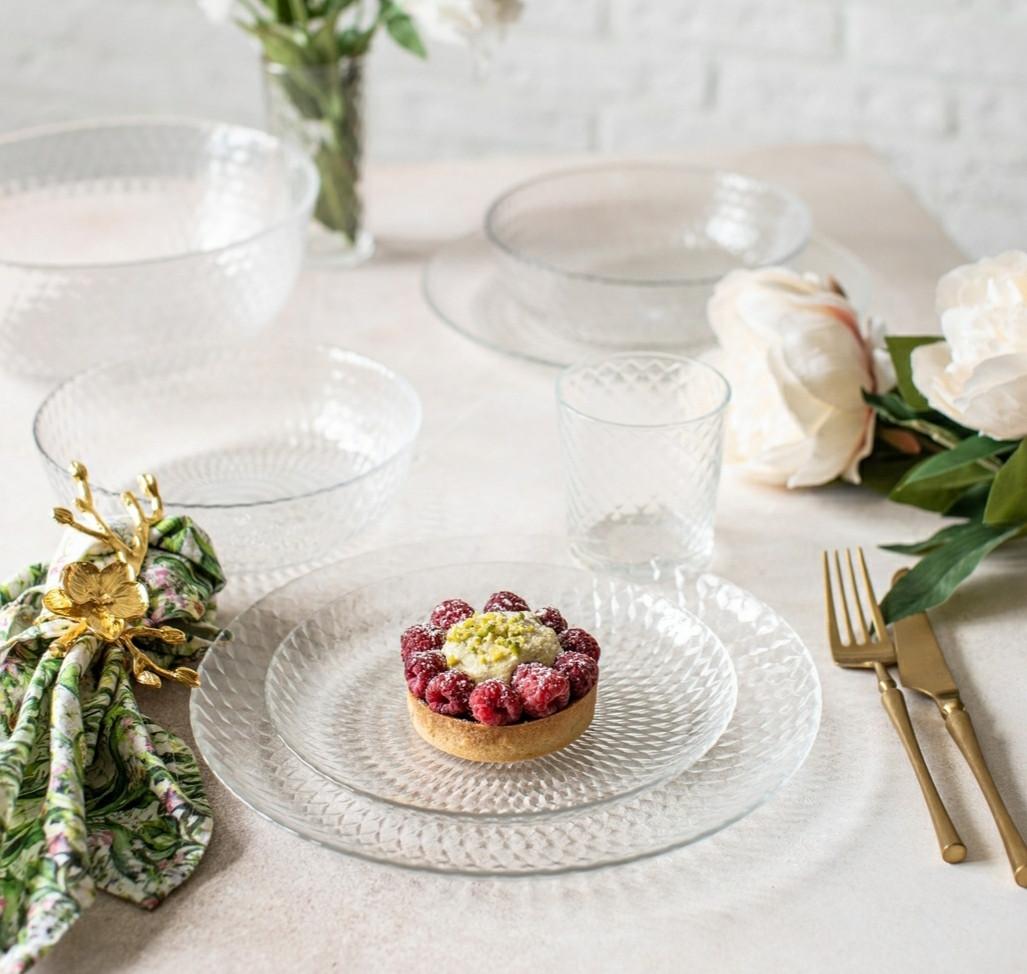 Тарелка десертная Идиллия 196 мм