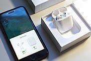 I200 TWS. Беспроводные Bluetooth наушники точная копия второго поколения. Оригинал HQ69, фото 4