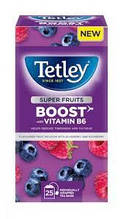 Tetley Green Blueberry raspberry 20s