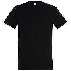 Футболка мужская (черная)