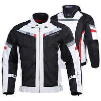 Мотоциклетная куртка на четыре сезона,  ветрозащитная теплая можно +штаны, фото 1