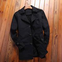 Вітровка великих розмірів чоловіча куртка бавовняна, фото 1
