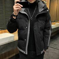 Хлопковая куртка,мужская толстая куртка,осенне-зимний пуховик, фото 1