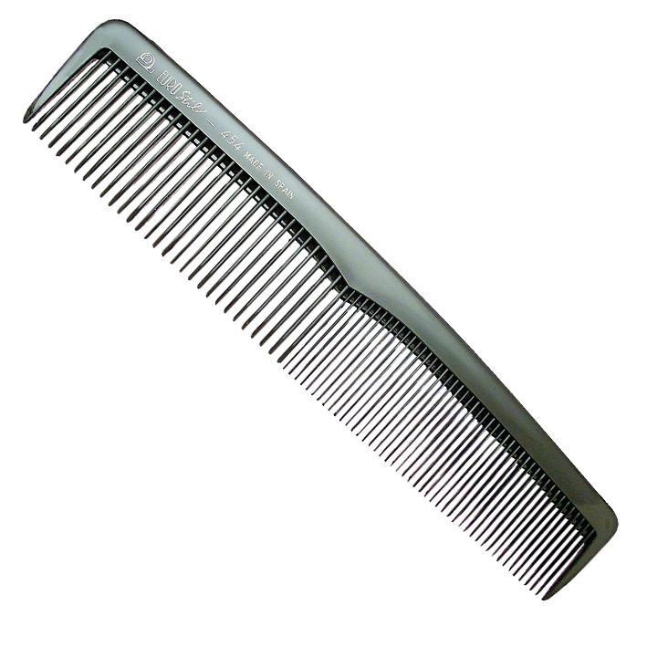 Расческа комбинированная Eurostil 00454 для стрижек раздельная
