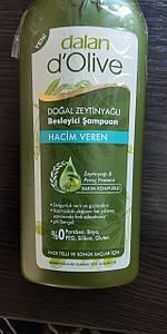 Dalan d Olive Шампунь для сухого волосся волосся з оливковою олією, 400мл